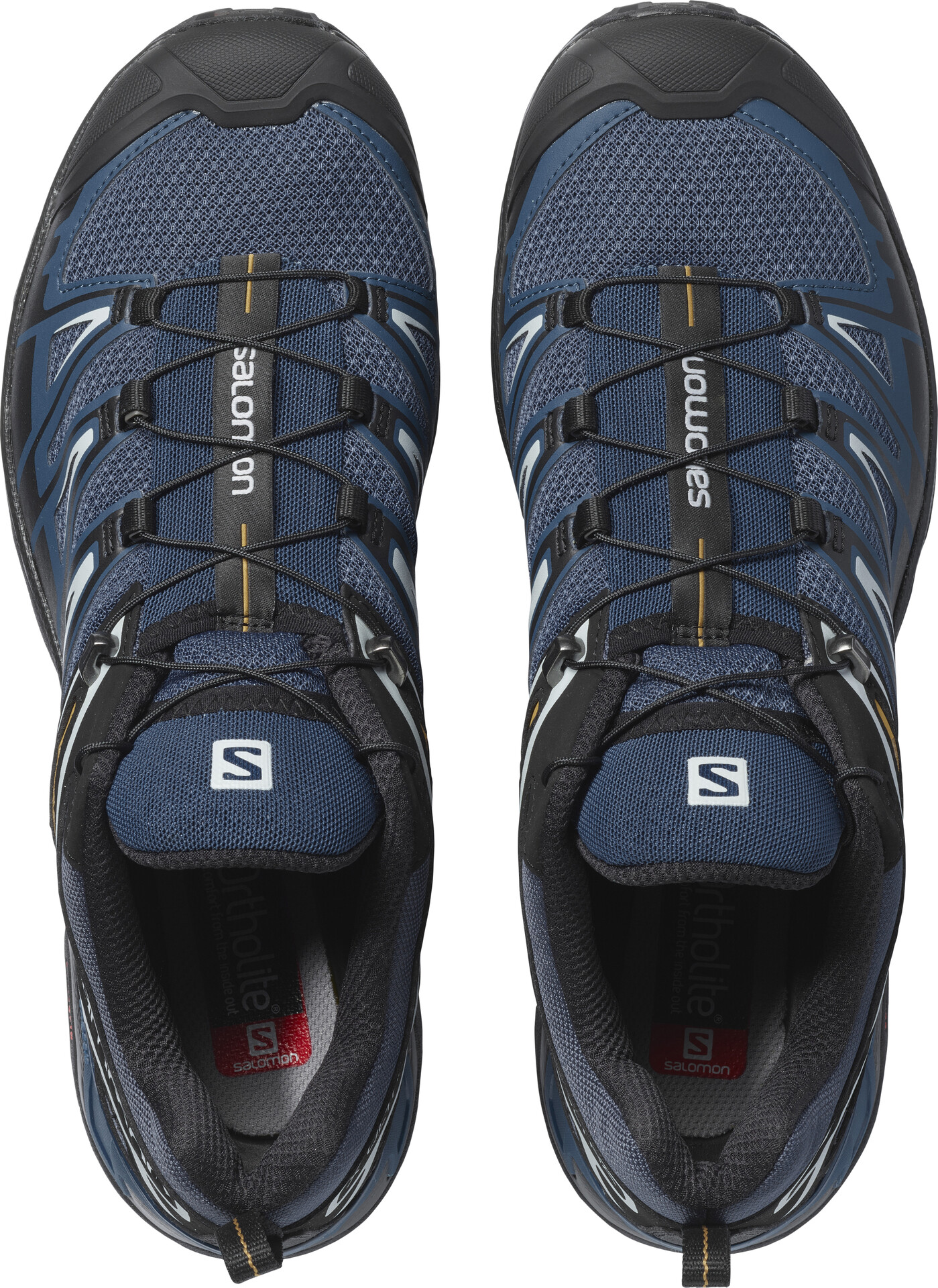 Salomon X Ultra 3 Scarpe Uomo, dark denim/black/cumin su Addnature f1RUb
